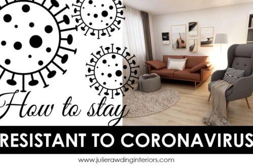 how to stay resistant to coronavirus