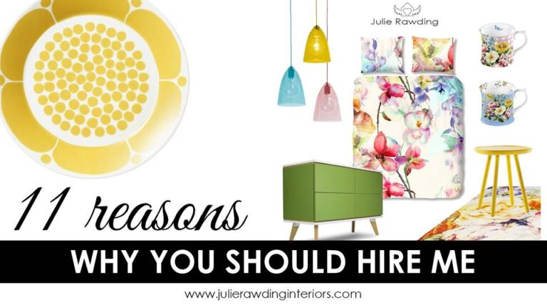 why you should hire an interior designer Julie Rawding