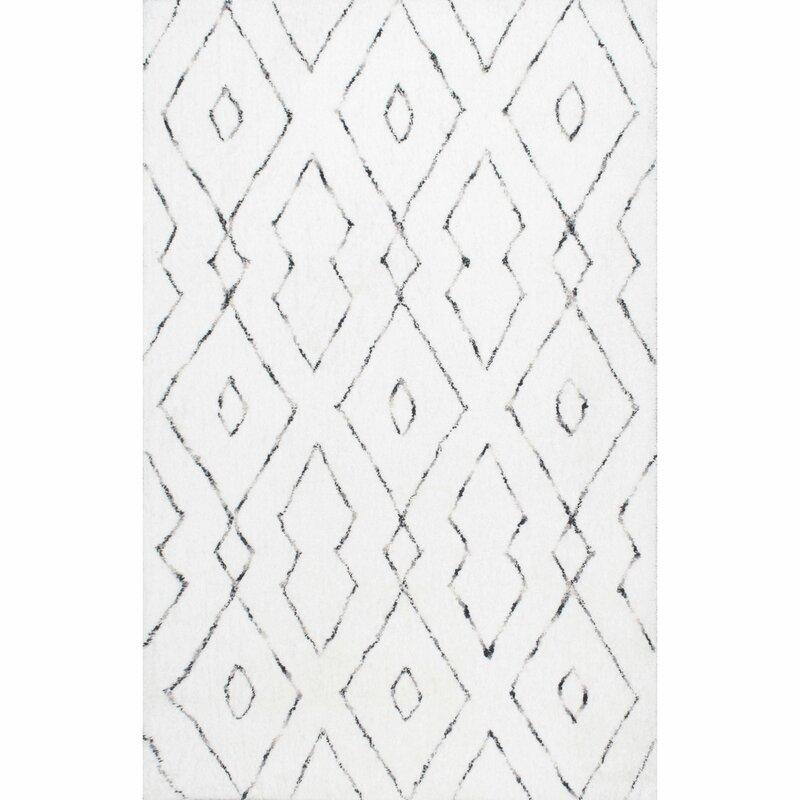 white scandinavian rugs