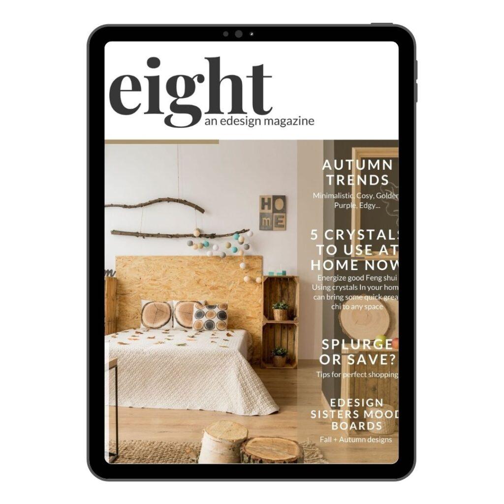 fall edesign magazine