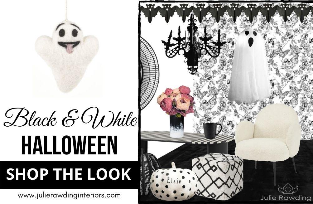 halloween theme home decor