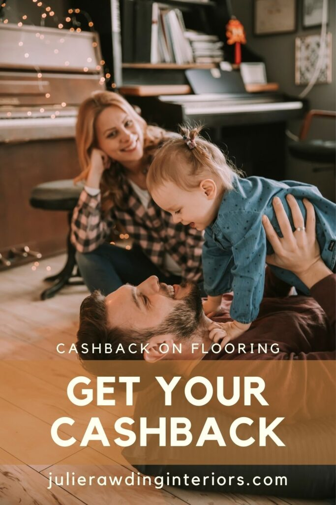 cashback on flooring