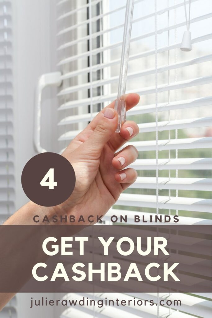 cashback blinds