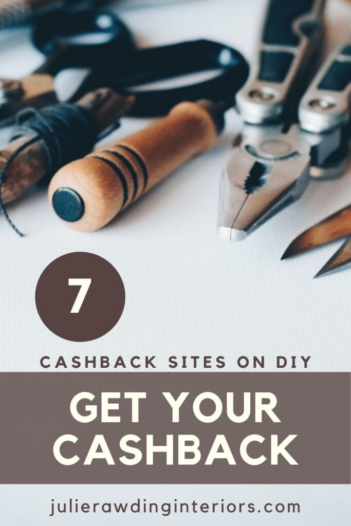 cashback sites on diy