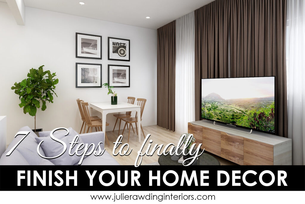 Find A Quick Way To Finish Your Home Decor