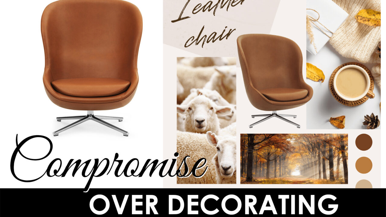 compromise over decorating