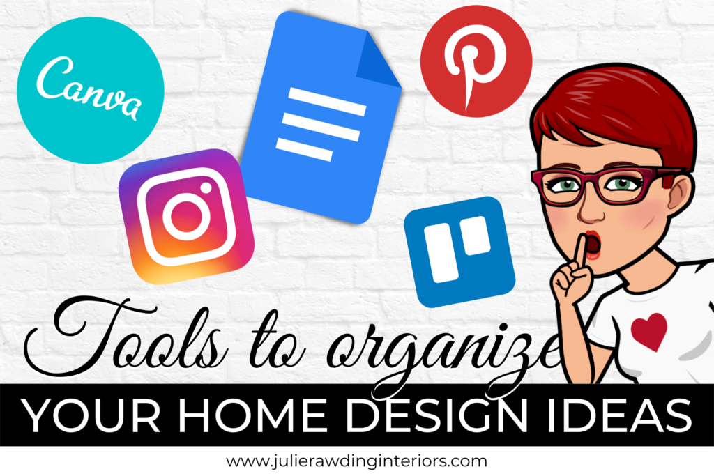 Free tools to organize your home design ideas